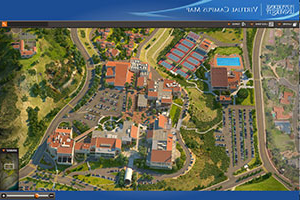 Pepperdine Campus Map - 手机赌博app