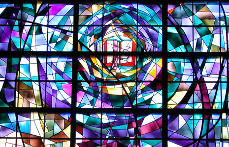 Stauffer Chapel Stained Glass - 手机赌博app